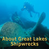 About Great Lakes Shipwrecks